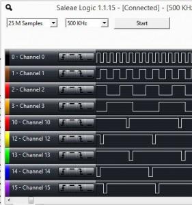 U44 weer ok, inputs ok, outputs ok.